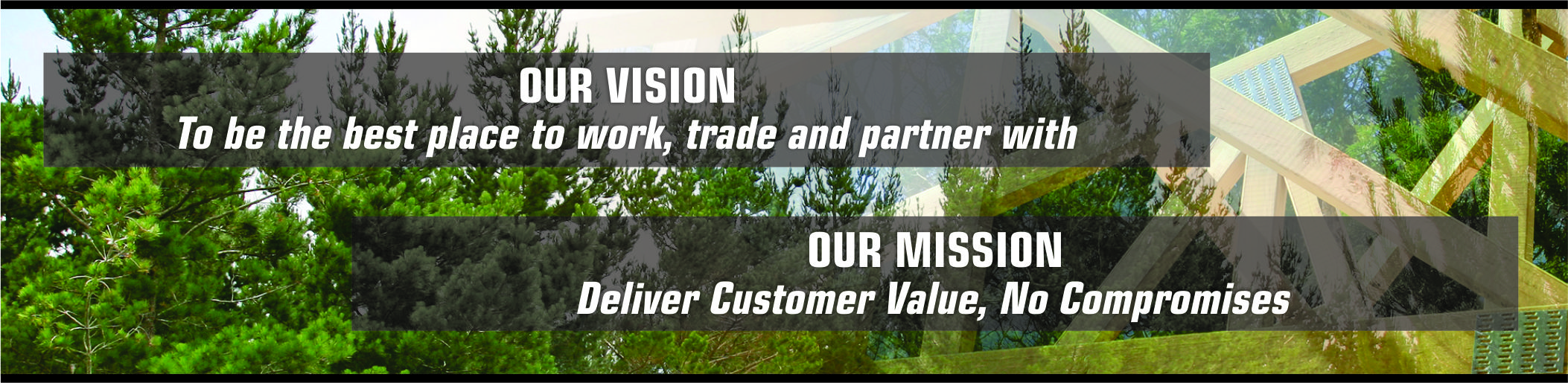 Company Vision & Mission A4