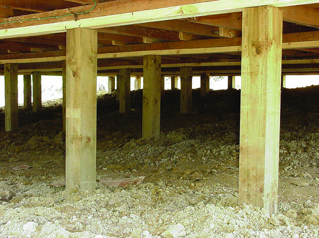 House pile specifications pinepac group for House piles